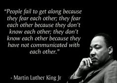 MLK Quote getting along 6fe0c49db667dcb5da2818b2ebfcfc33